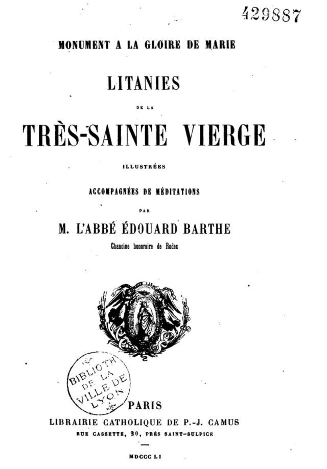 Litanies de Notre-Dame de Lorette. Page_f16