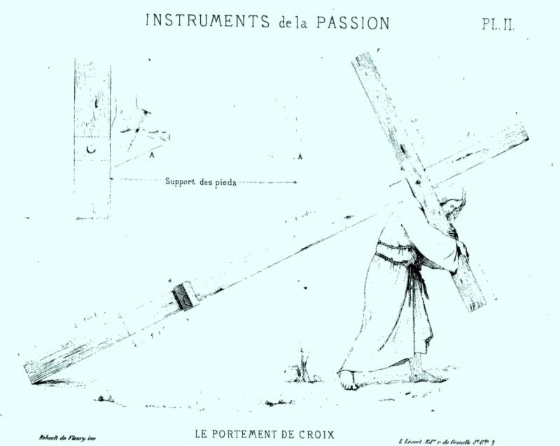 MÉMOIRE sur les instruments de la Passion de N.-S. J.C. - Page 6 Planch18