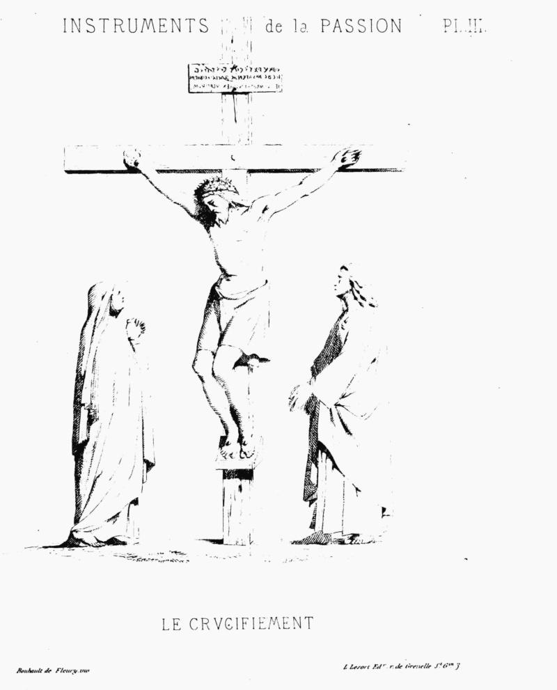 MÉMOIRE sur les instruments de la Passion de N.-S. J.C. - Page 6 Planch19
