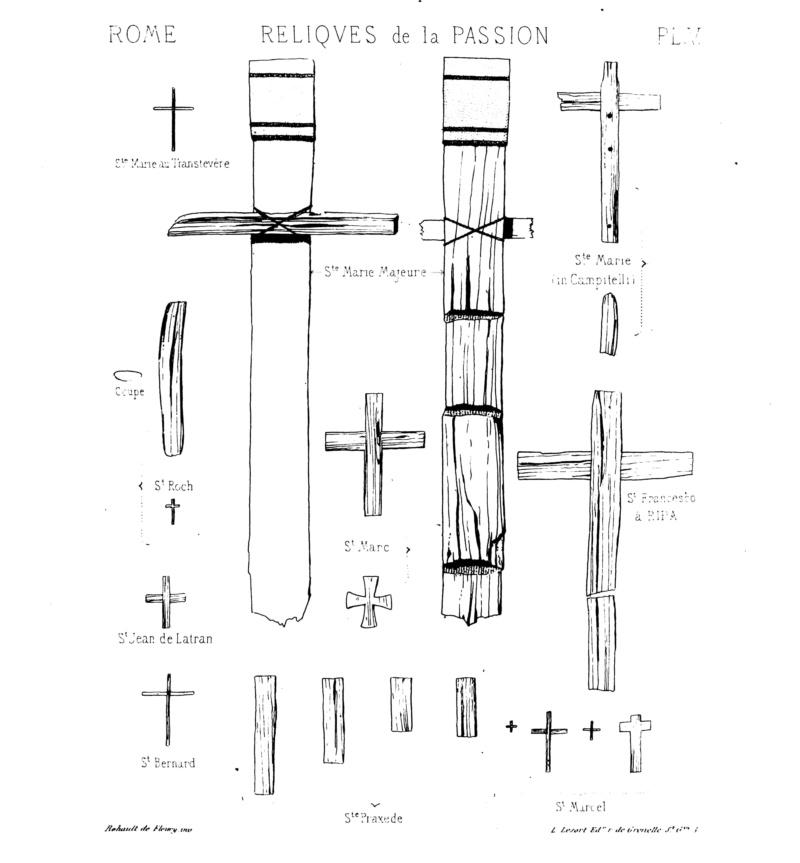 MÉMOIRE sur les instruments de la Passion de N.-S. J.C. - Page 7 Planch21