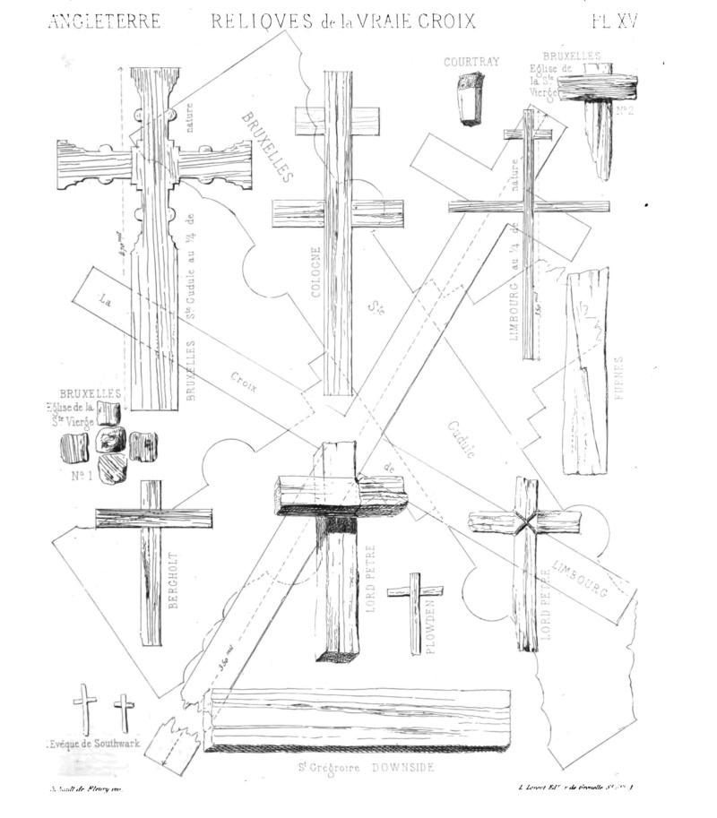 MÉMOIRE sur les instruments de la Passion de N.-S. J.C. - Page 9 Planch32