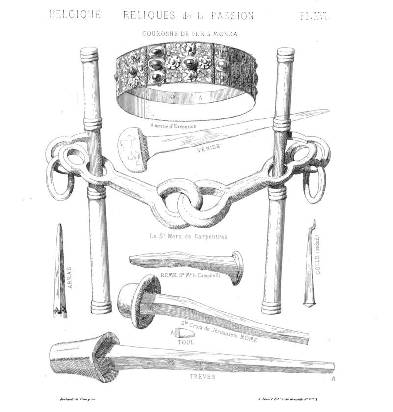 MÉMOIRE sur les instruments de la Passion de N.-S. J.C. Planch35