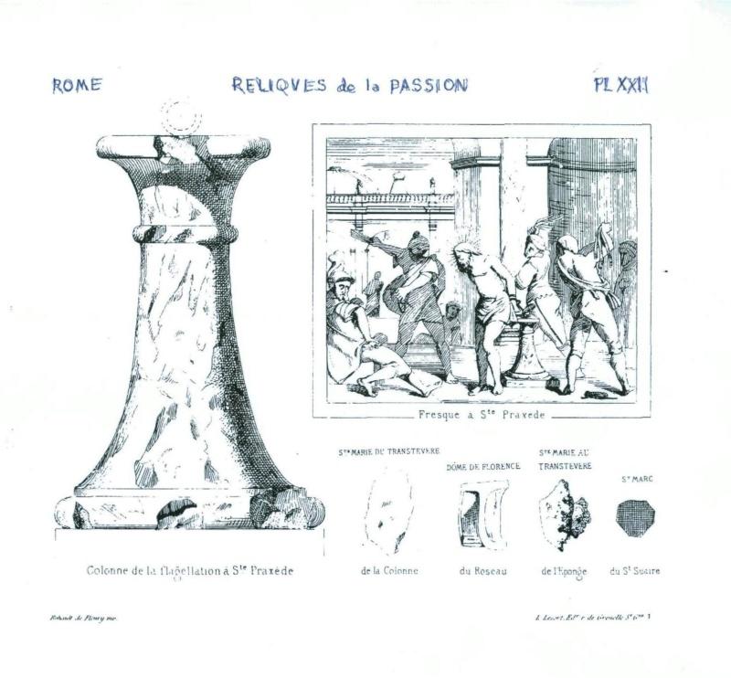 MÉMOIRE sur les instruments de la Passion de N.-S. J.C. - Page 4 Planch42