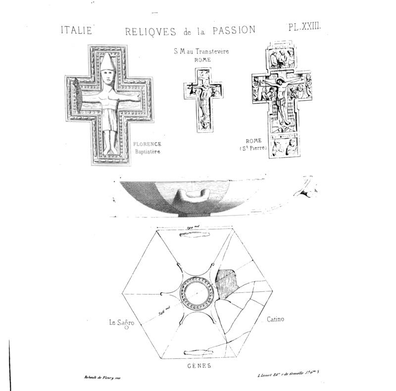 MÉMOIRE sur les instruments de la Passion de N.-S. J.C. - Page 5 Planch44