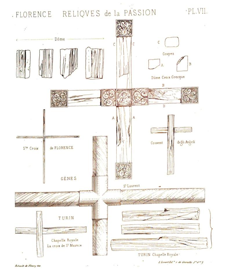 MÉMOIRE sur les instruments de la Passion de N.-S. J.C. - Page 7 Planch51