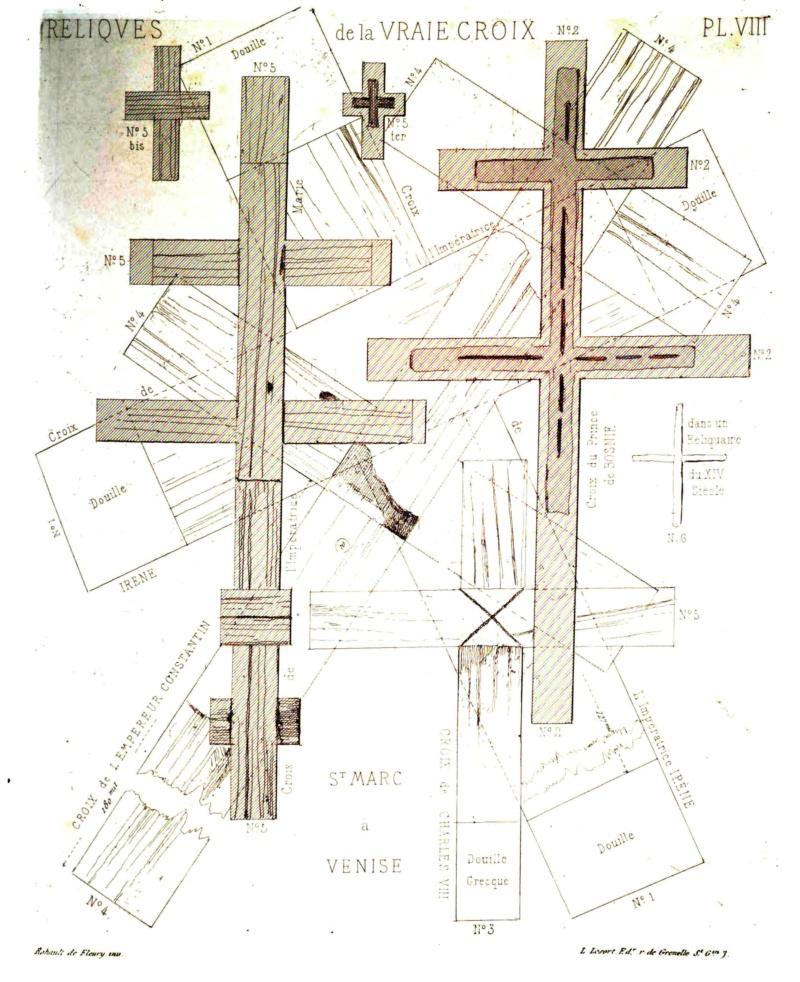 MÉMOIRE sur les instruments de la Passion de N.-S. J.C. - Page 7 Planch52