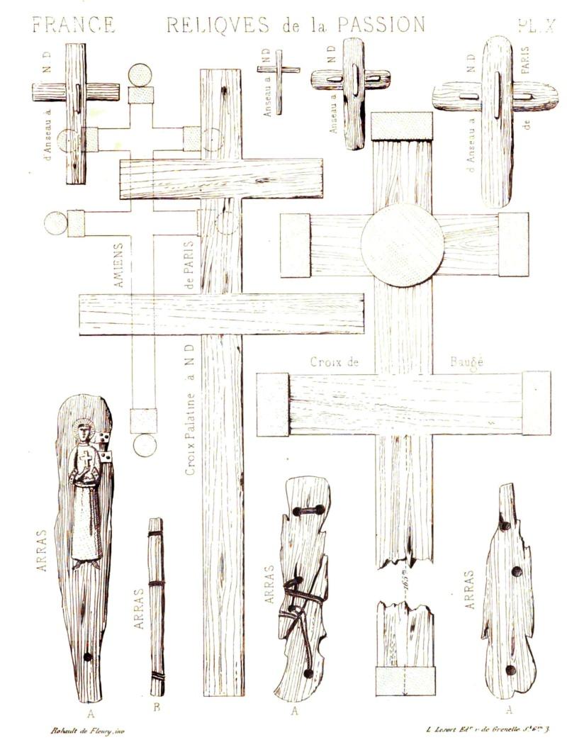 MÉMOIRE sur les instruments de la Passion de N.-S. J.C. - Page 7 Planch53