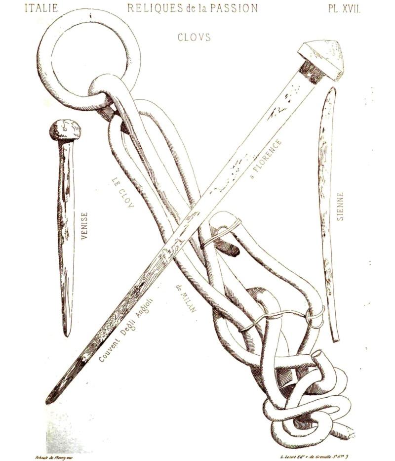 MÉMOIRE sur les instruments de la Passion de N.-S. J.C. Planch57