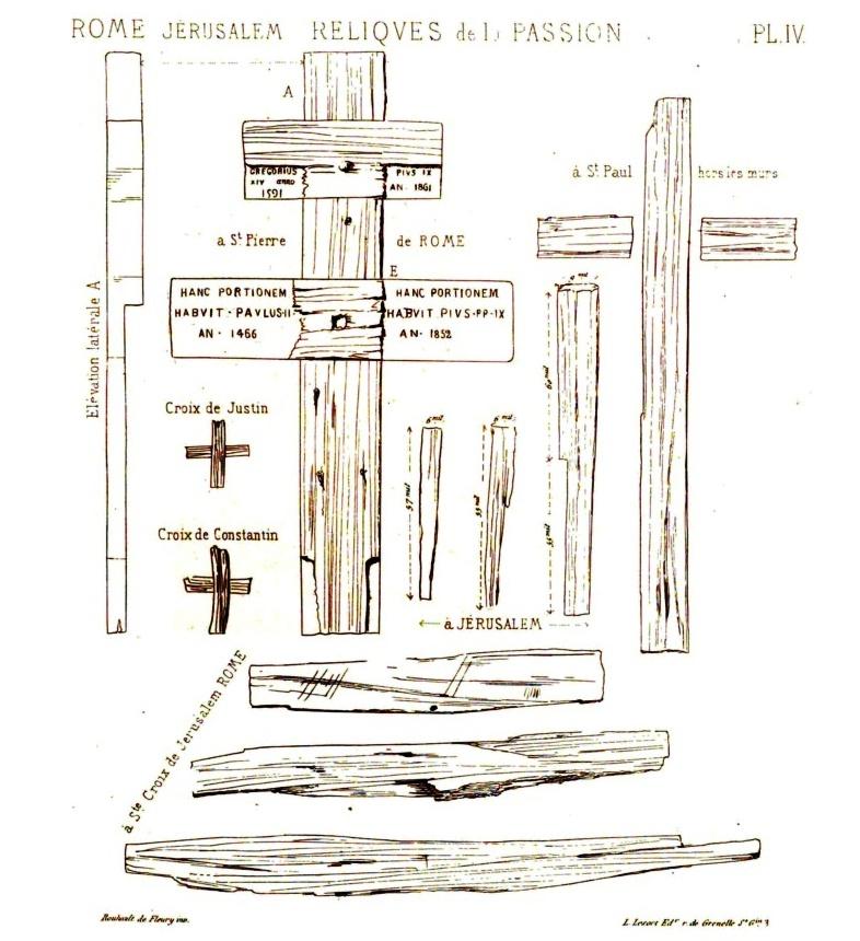 MÉMOIRE sur les instruments de la Passion de N.-S. J.C. - Page 7 Planch66