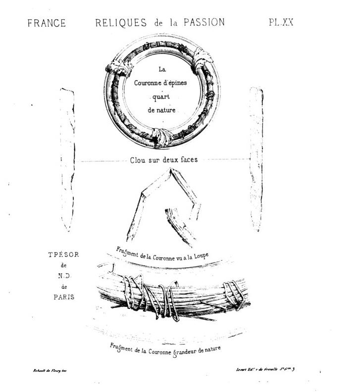 MÉMOIRE sur les instruments de la Passion de N.-S. J.C. - Page 2 Planch67