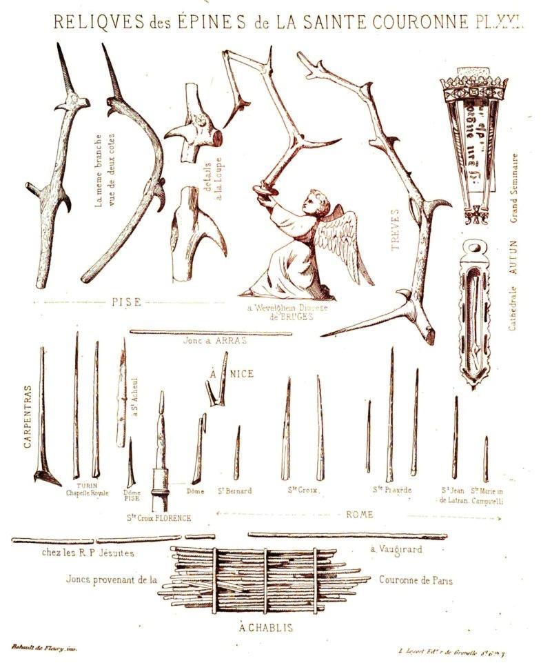 MÉMOIRE sur les instruments de la Passion de N.-S. J.C. - Page 2 Planch70