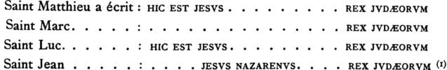 MÉMOIRE sur les instruments de la Passion de N.-S. J.C. - Page 2 Poge_110