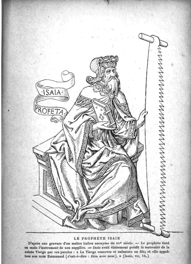 L'Angelus, la cloche devenue muette! ( Mgr Gaume) Prophz10