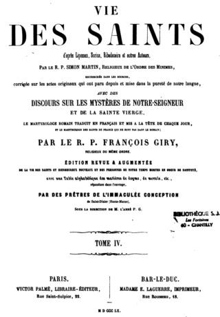 Henri-Marie Boudon, Grand-Archidiacre d'Évreux. Vie_de11