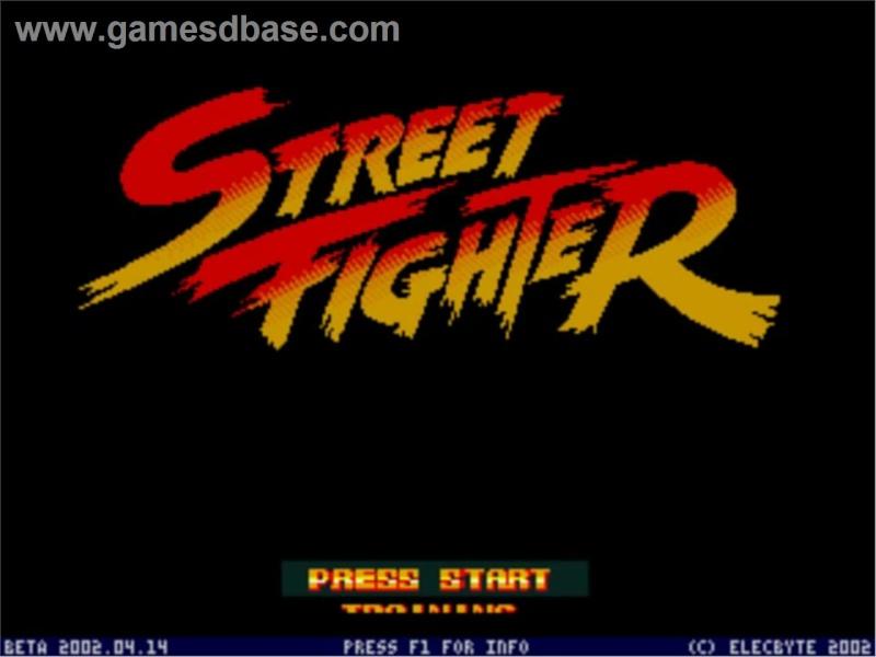 Street Fighter (Saga) Street10