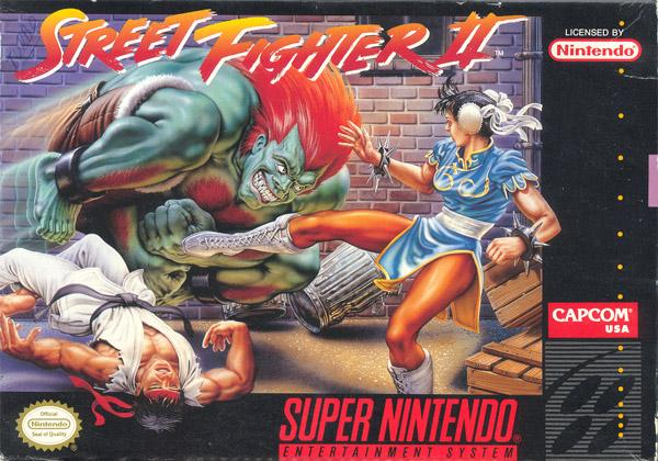Street Fighter (Saga) Street11