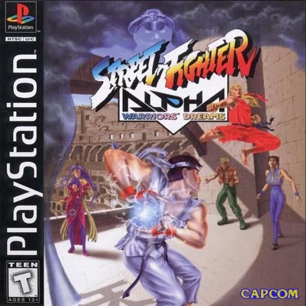 Street Fighter (Saga) Street12