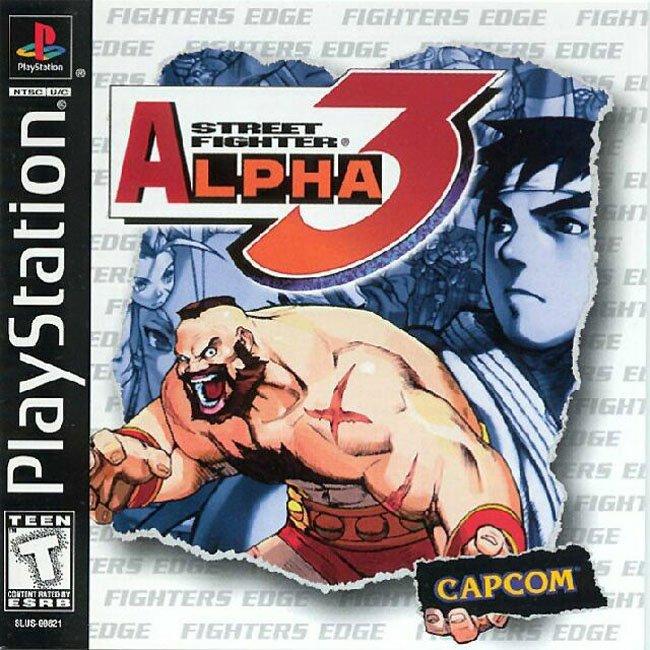 Street Fighter (Saga) Street13