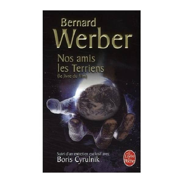 [Werber, Bernard] Nos amis les terriens Nos-am10