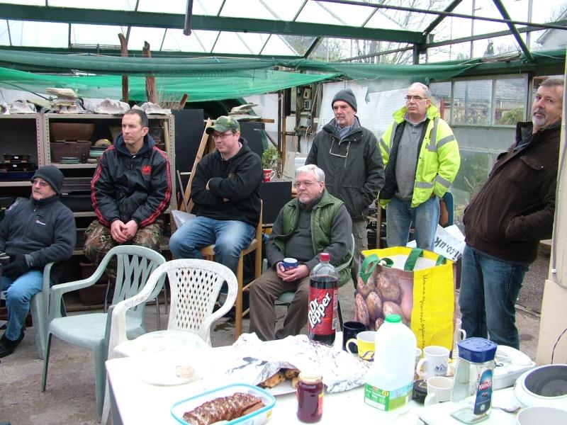 John Pitt at Dragon Bonsai Sunday 10th March Dscf9136