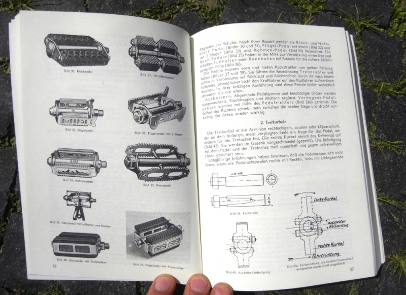(livre) Der Fahrrad Mechaniker Bdfm_510