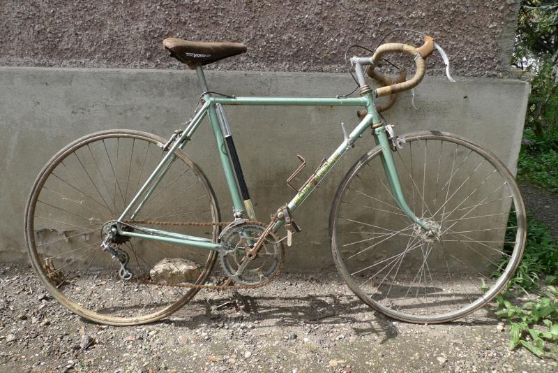 Vélo à identifier Supera10
