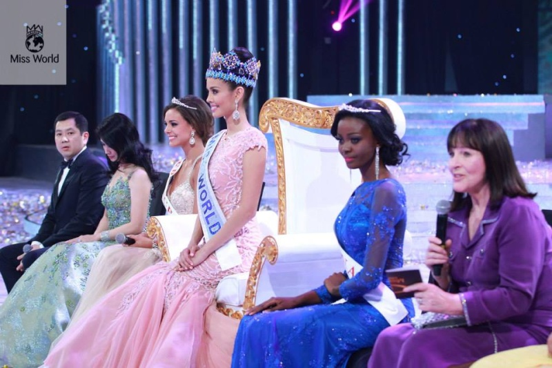 The official thread of Miss World 2013: Megan Lynne Young- Philippines  11863410