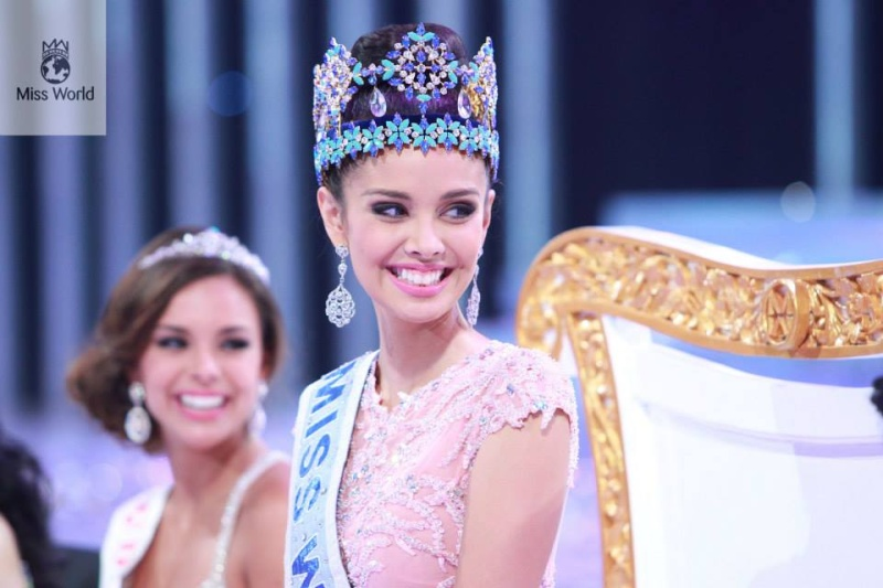 The official thread of Miss World 2013: Megan Lynne Young- Philippines  12402110