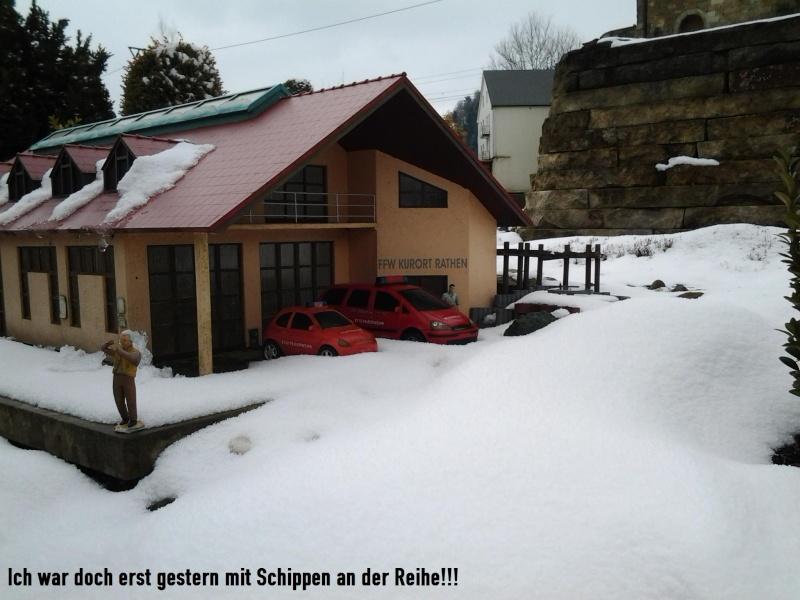 Egal welches Wetter - die Eisenbahnwelten im Kurort Rathen 20130411