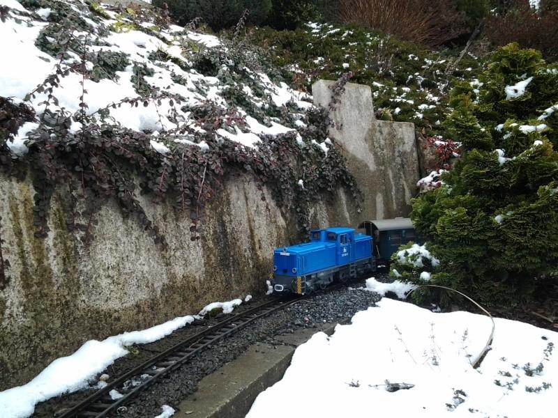 Egal welches Wetter - die Eisenbahnwelten im Kurort Rathen 20130413