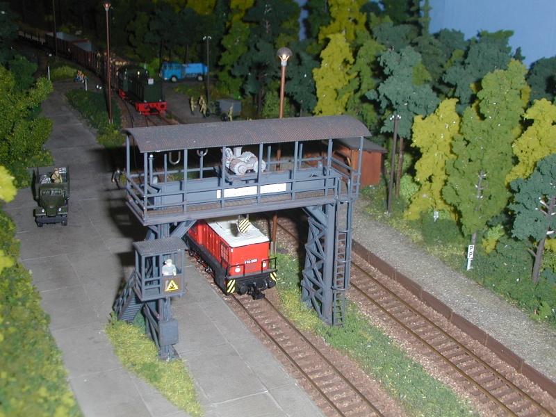 """Bilder der """" Erlebnis Modellbahn """" 2013 in Dresden Dscn0016"""