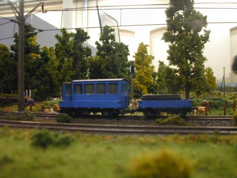 """Bilder der """" Erlebnis Modellbahn """" 2013 in Dresden Dscn0026"""