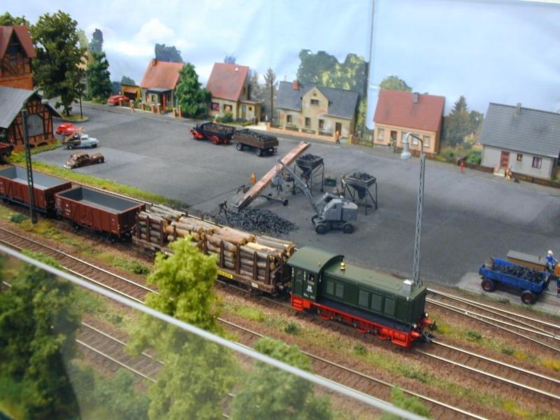 """Bilder der """" Erlebnis Modellbahn """" 2013 in Dresden Dscn0031"""