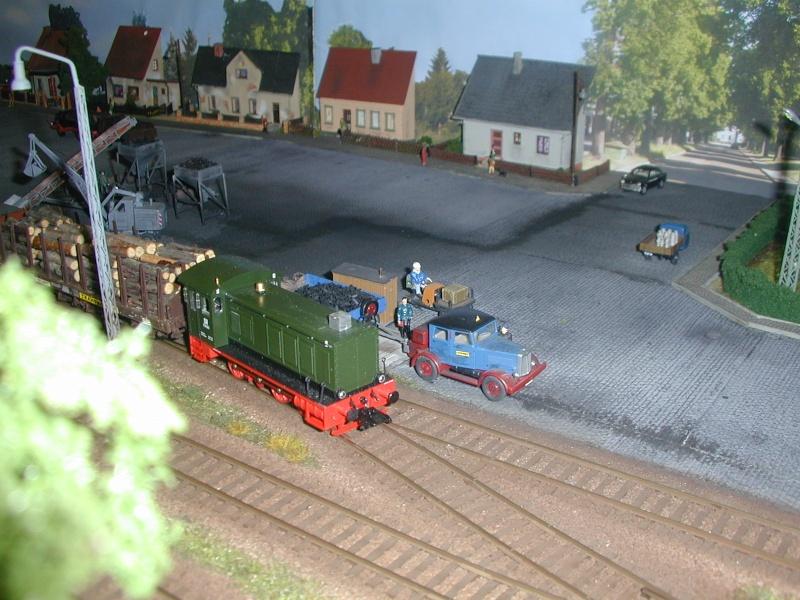 """Bilder der """" Erlebnis Modellbahn """" 2013 in Dresden Dscn0033"""