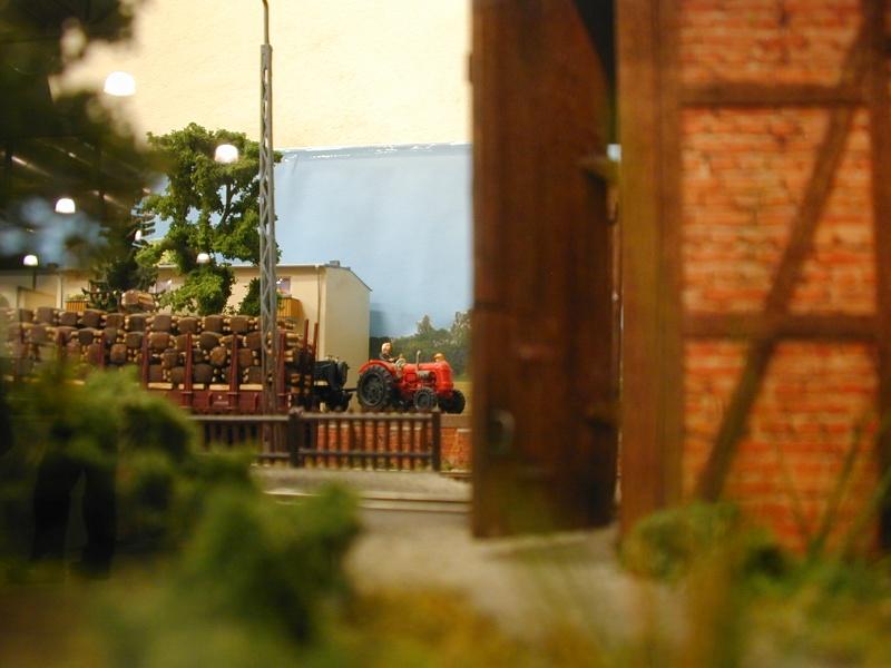 """Bilder der """" Erlebnis Modellbahn """" 2013 in Dresden Dscn0034"""