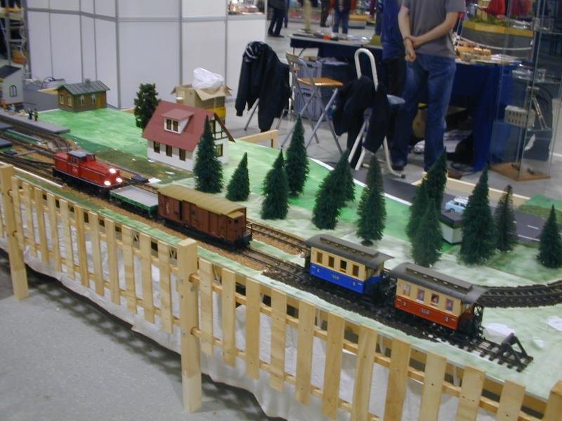 """Bilder der """" Erlebnis Modellbahn """" 2013 in Dresden Dscn0037"""