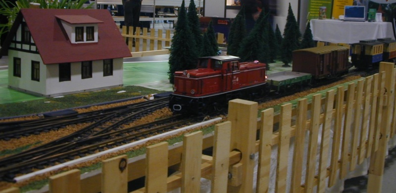 """Bilder der """" Erlebnis Modellbahn """" 2013 in Dresden Dscn0038"""