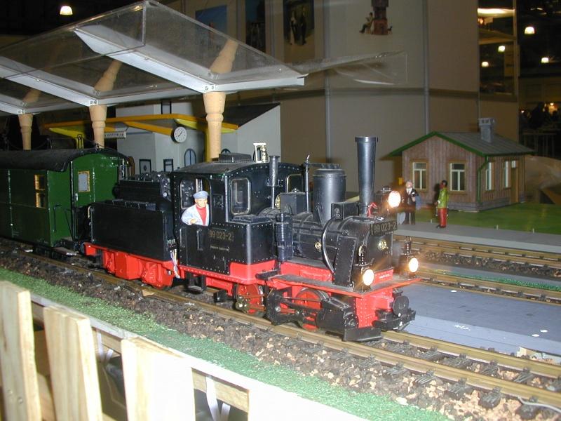 """Bilder der """" Erlebnis Modellbahn """" 2013 in Dresden Dscn0041"""