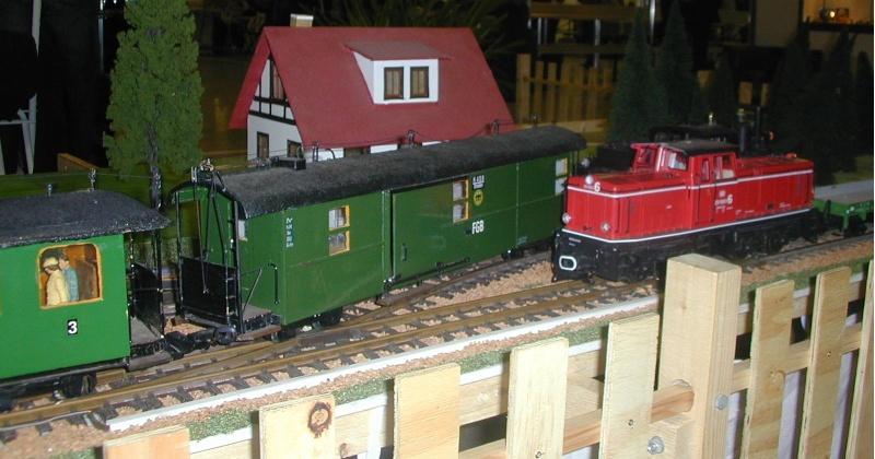 """Bilder der """" Erlebnis Modellbahn """" 2013 in Dresden Dscn0042"""