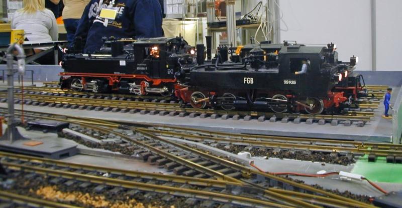 """Bilder der """" Erlebnis Modellbahn """" 2013 in Dresden Dscn0043"""