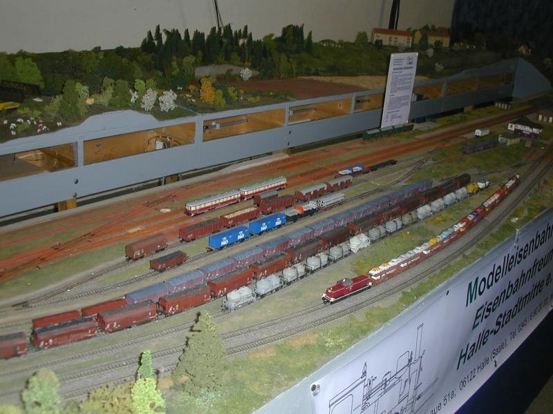 """Bilder der """" Erlebnis Modellbahn """" 2013 in Dresden Dscn0045"""
