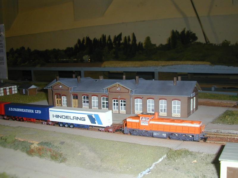 """Bilder der """" Erlebnis Modellbahn """" 2013 in Dresden Dscn0046"""