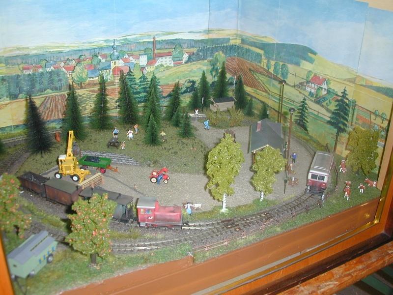 """Bilder der """" Erlebnis Modellbahn """" 2013 in Dresden Dscn0055"""