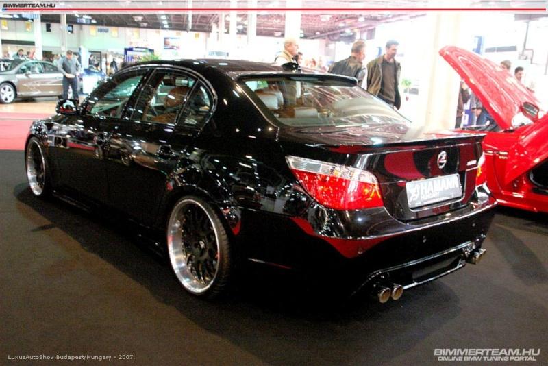 BMW E60 [ 525i ou 525d ] Las20011