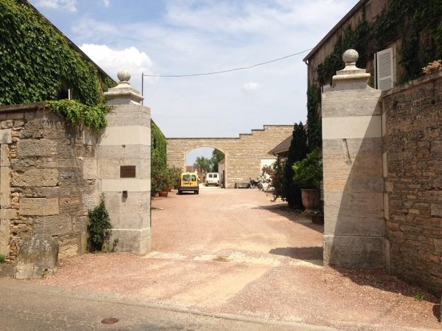 Une visite au Domaine Bruno Clair (17 juillet 2013) 2013-010