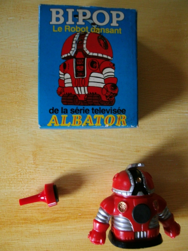 Bibop le robot dansant d'Albator, magneto France Magnet10
