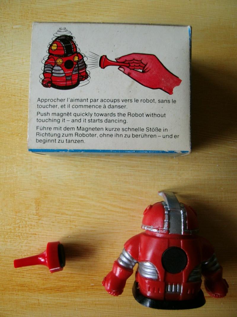 Bibop le robot dansant d'Albator, magneto France Magnet11
