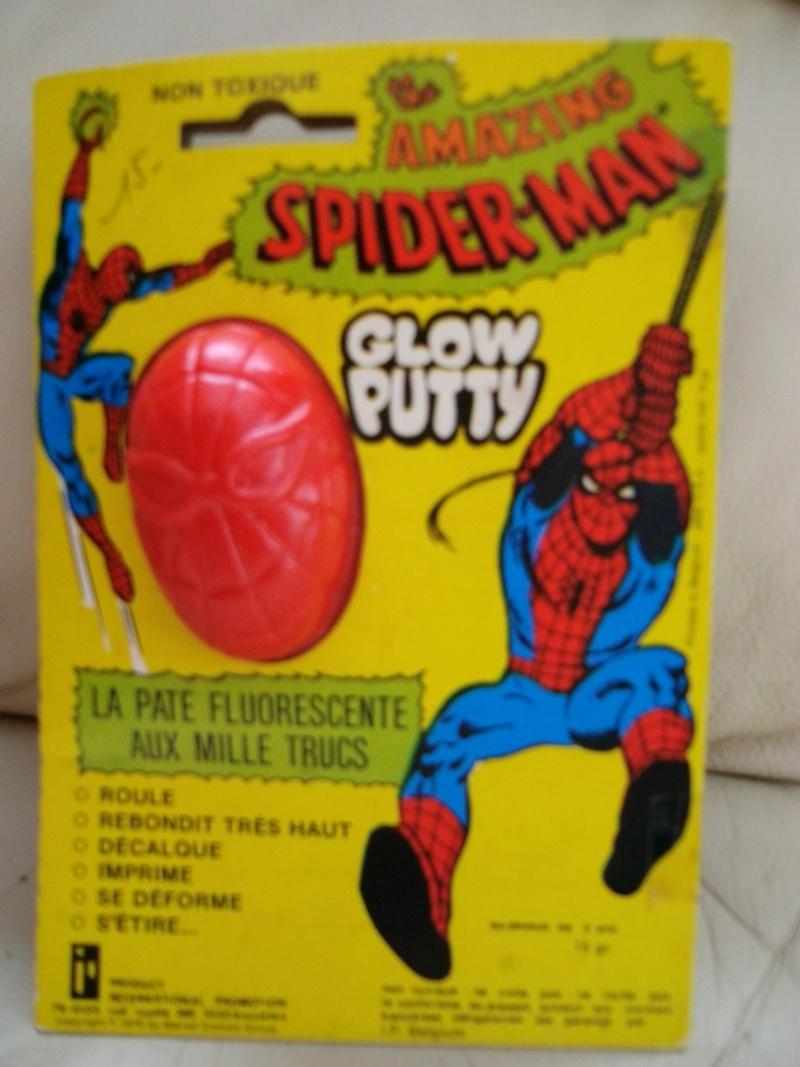 Les acquisitions de Shogun Warriors Spider10