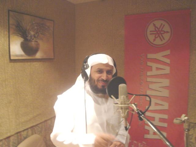 المصحف كامل للشيخ / سعد الغامدى -  برابط واحد مباشر mp3 12546810