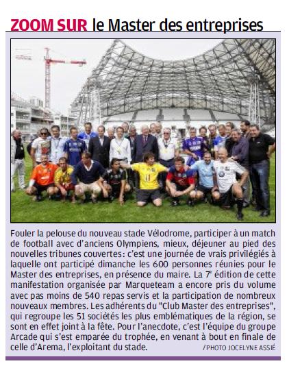 FSGT Fédération sportive et gymnique du travail /  FOOT ENTREPRISE EN PROVENCE  - Page 4 2510